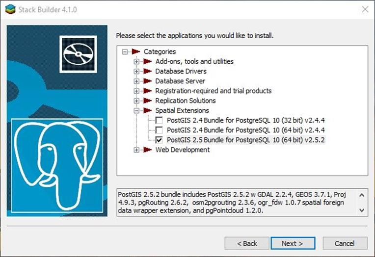 Creating PostgreSQL Database for QGIS | Silver Spring Energy