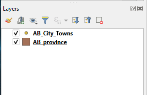 Importing Common Static Data to QGIS | Silver Spring Energy