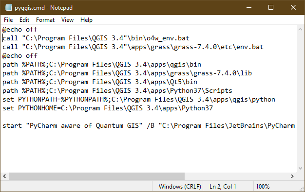 Using PyCharm as an IDE for QGIS 3 plugin development | Silver