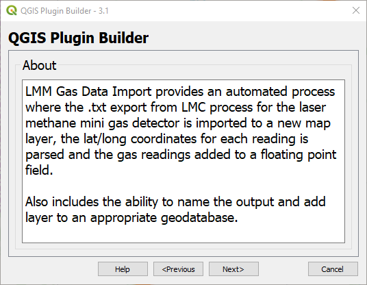 Building Plugin Framework for QGIS 3 x | Silver Spring Energy